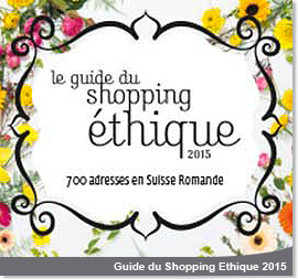 Le GUIDE DU SHOPPING ETHIQUE 2015